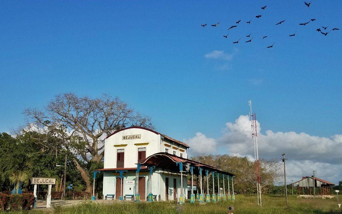 Bejucal Bahnhof