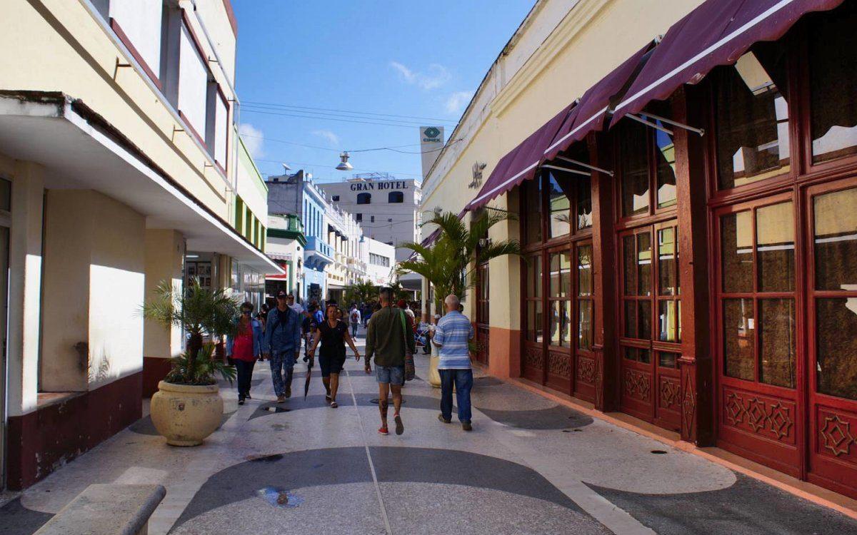 Fußgängerzone Camagüey