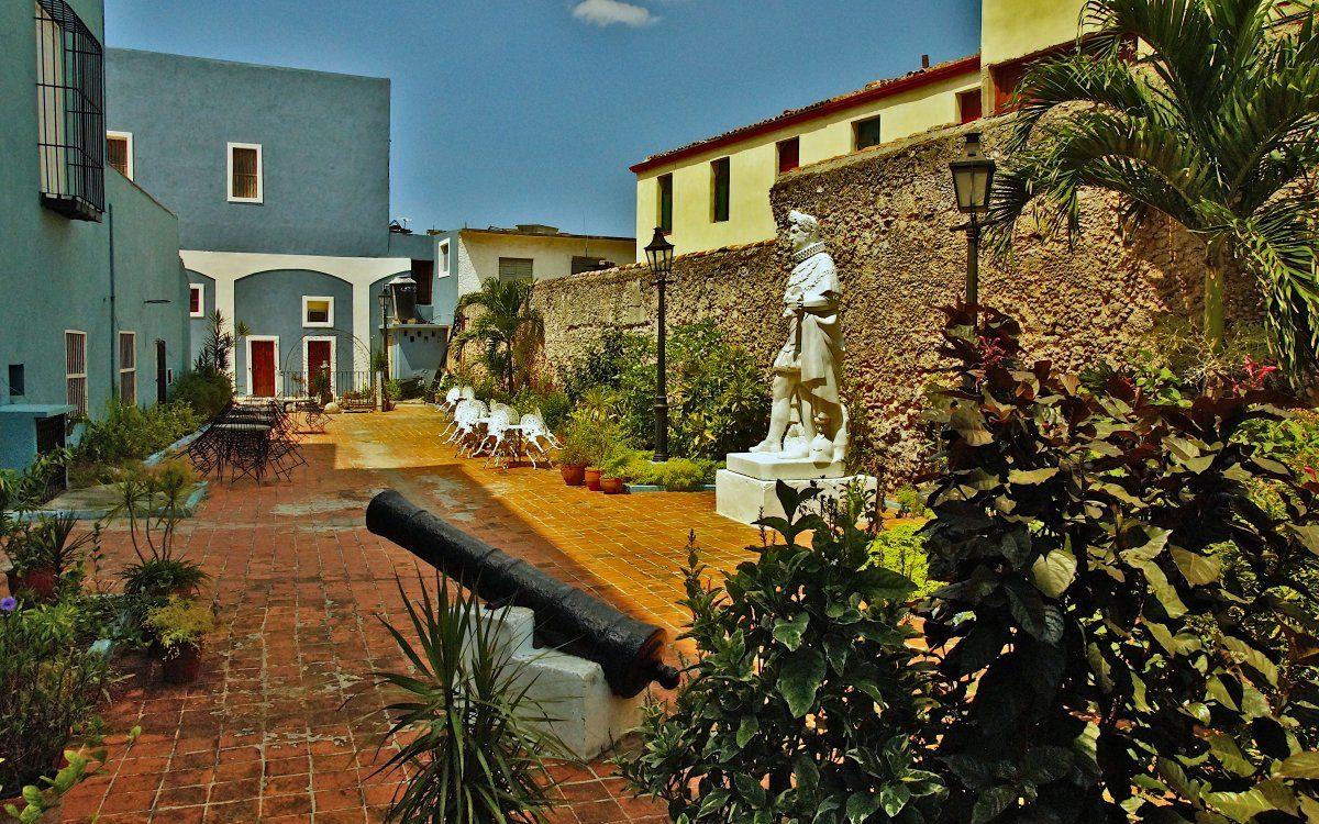 Garten Museo Provincial Matanzas Kuba