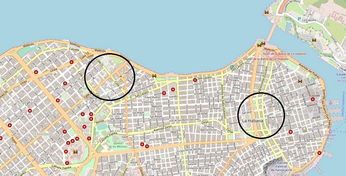 Wo man am besten in Havanna übernachten