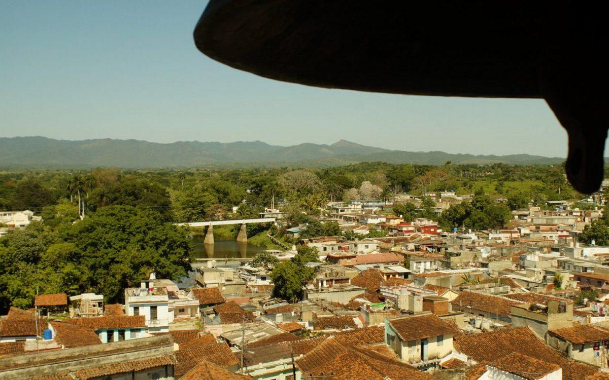 View over Sancti Spíritus