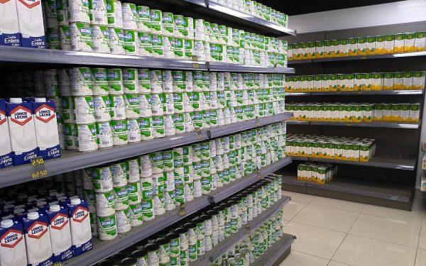 Supermarkt Kuba Versorgungslage